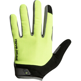PEARL iZUMi Attack Full Finger Gloves screaming yellow